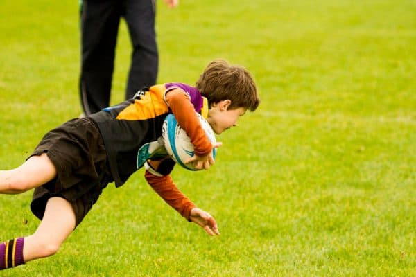 Seahorses Mini Rugby Belfast