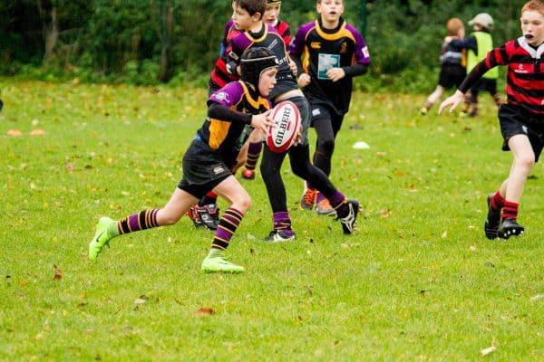 Mini Rugby Belfast